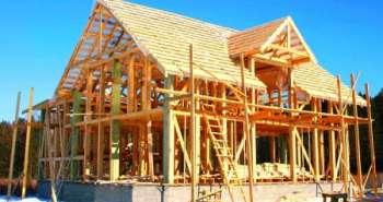 Строительство каркасного дома: ценообразование и особенности конструкции